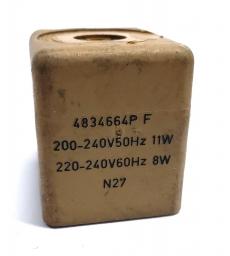 Bobina (modelo: 4834664PF 200-240V 11W)