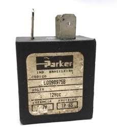 marca: PARKER modelo: L0098975B 12VCC estado: usada