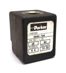 marca: PARKER modelo: K593724 48/60 82W estado: usada