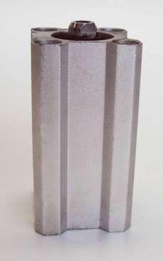 Cilindro pneumático (modelo: CQ2B20-50D)