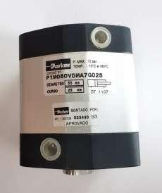 marca: PARKER modelo: P1M050VDMA7G025 50X25 estado: novo