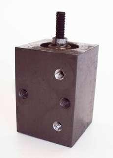 Cilindro pneumático (modelo: SQX04X3/4-MR-PORT 3B)