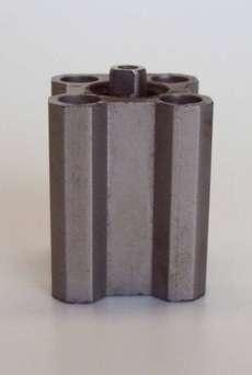 Cilindro pneumático (modelo: CQ2B12-F6183-15)