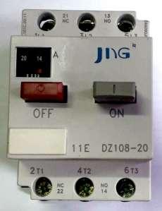 Disjuntor (modelo: DZ108-20)