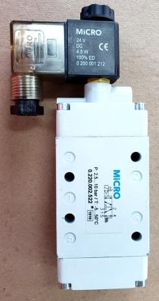 marca: MICRO modelo: 0220002522212 Série SB1