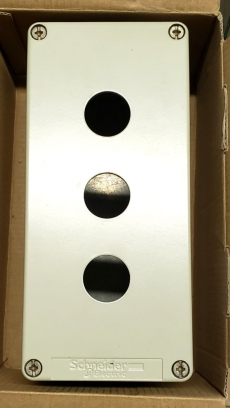Caixa para botões (modelo: XAPG3503)