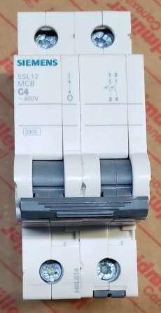marca: SIEMENS modelo: 5SL12 MCBC4