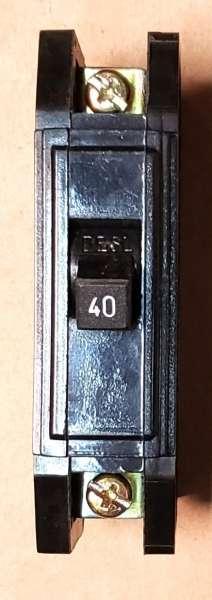 marca: PIAL <br/>modelo: 40Amp
