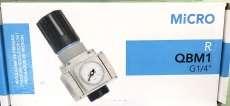 marca: MICRO modelo: 0103000832 Série QBM1