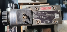 Válvula hidráulica (modelo: 4WE6DA0124DGV)