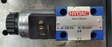 Válvula hidráulica (modelo: 4WE6DS0112DGV)
