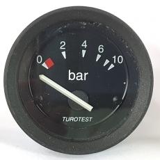 Manometro (escala: 10BAR)